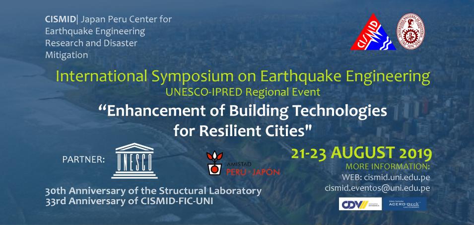 International Symposium on Earthquake Engineering